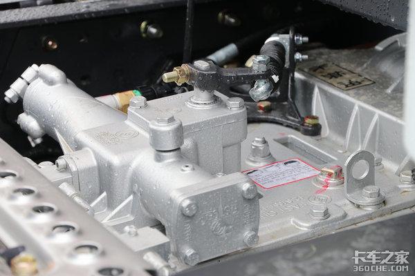 油耗降低6%乘龙H719款都有了哪些变化