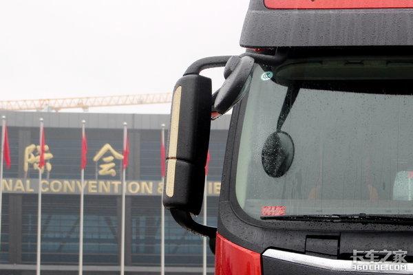 315马力9.6米小三桥,还有驻车空调图解乘龙H72019款载货车