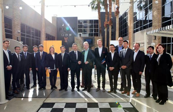 全球顶尖高科技展CES解放生态合作伙伴再添新军