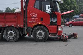货车为躲避电动车侧翻,类似事故为何频发不止