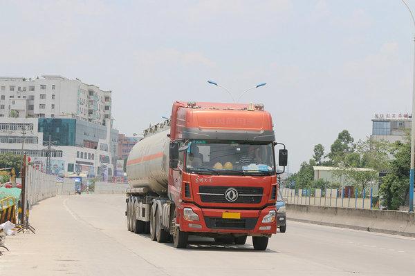 最新江苏高速危化品运输车限行时间来了