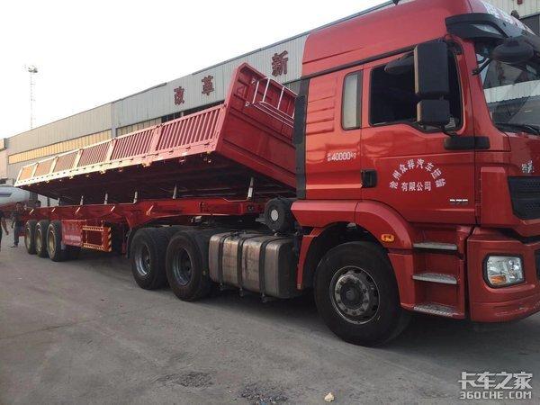 4桥百吨王已绝迹,砂石运输该选啥车?