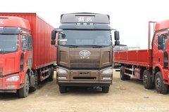 冲刺销量 海口解放J6P载货车仅售34.1万
