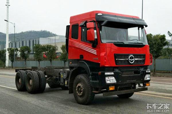 600马力VS重汽80款新车,工信部第316批新品有看点!