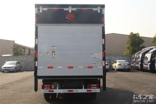 新国标出台厢式挂车也能加装尾板