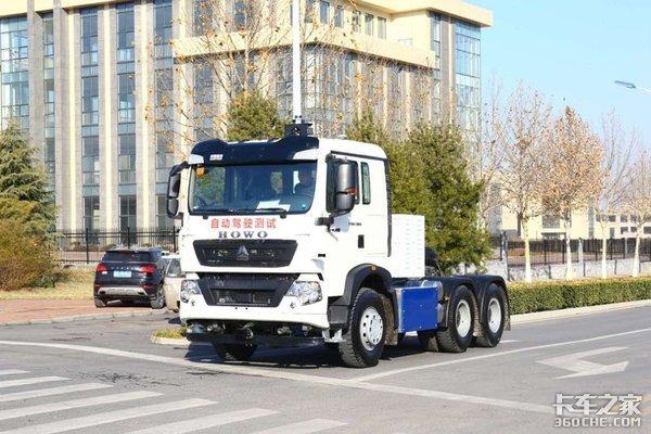 卡车晚报:重汽全球首台无人电动卡车路测;威伯科供应戴姆勒下代AMT