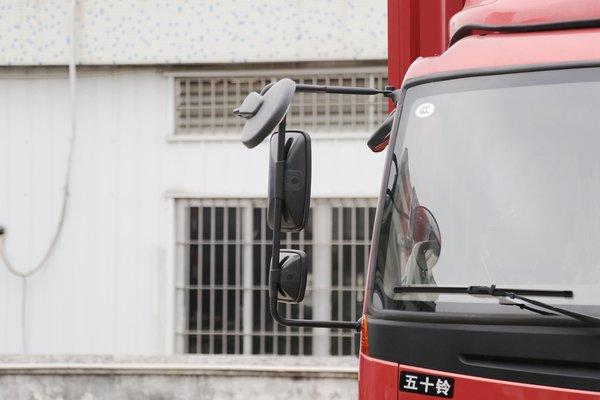 蓝牌轻卡厢高2米4开瑞城配版新车可轻松运输大件货物