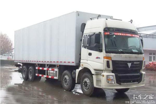 9.6米载货车跑长途,这4种驱动形式该咋选?