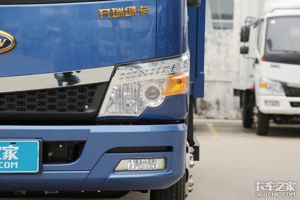 三人座气刹小卡3米75开瑞城运版装16方