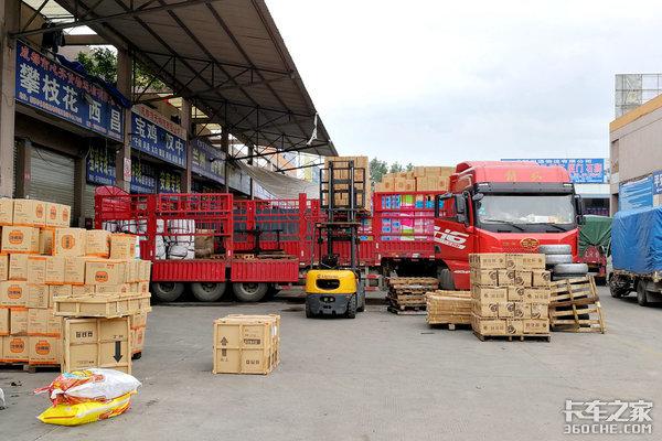 运费低、抢货源,货运行业的春天在哪里