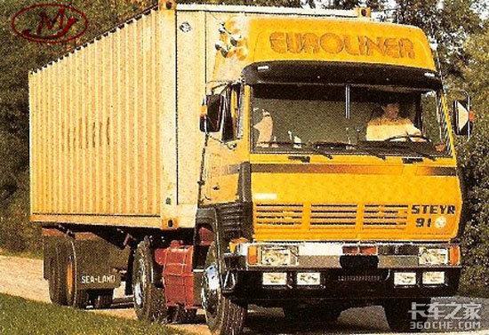 """回忆90年代经典平头卡车""""F4"""",你和它们有故事吗?"""