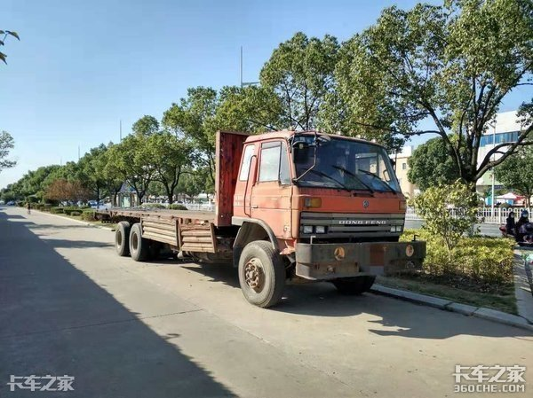 90年代经典卡车F4,你和它们有故事吗?