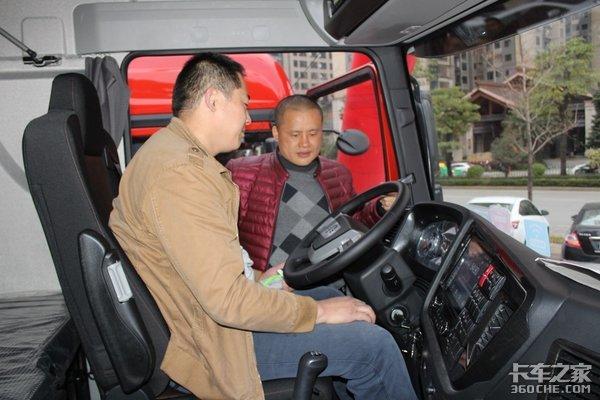 一汽解放青岛2019年卡车侠新春第二季龙岩龙昌站