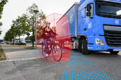高科技新配置 重型卡车这样才能更安全