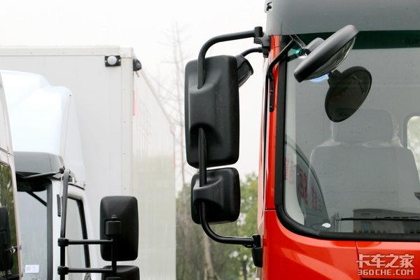 搭载东风康明斯ISD国六发动机装配高顶驾驶室图解东风多利卡D9中卡