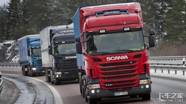 这就是卡车司机,你们是否已经踏上回家的路?