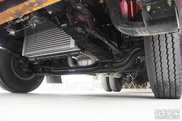 轻卡胜中卡!奥驰V6170马力国六版来袭