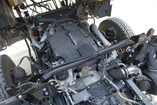 气体机柴油机兼备重汽HOWOG5X要做中卡全能王?
