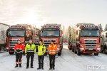 北欧之国芬兰西苏卡车试驾现场多图曝光