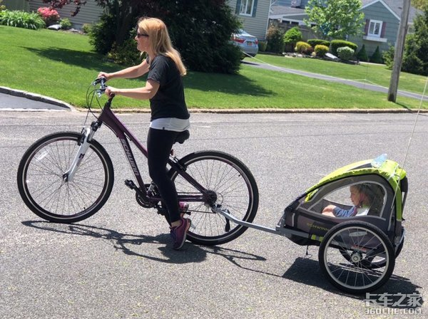 为什么欧美民众痴迷于自行车拉半挂?