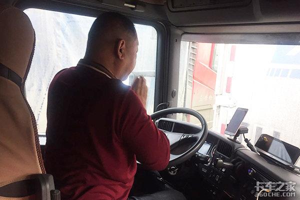 卡车司机:盼过年,怕过年,新年过后难上难