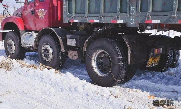 安全到家雪地行车安全这几点一定不能忽视