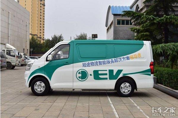 续航300KM长安睿行EM80领跑新能源市场