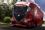 颜值逆天!阿尔法罗密欧的卡车你见过吗