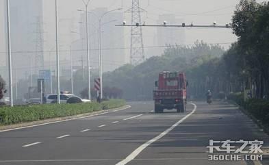 最高罚款3万元北京六区启动15处超限非现场执法,不停车都能查超载!