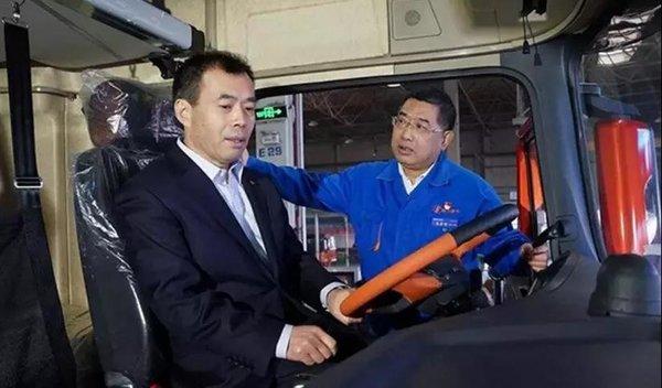 卡车晚报:北汽集团访问陕汽拓展合作空间;能配充电宝的电动汽车来了