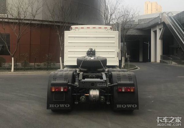 电动车也有大马力!476马力豪沃T5G纯电动公示