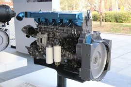 搭载潍柴550马力发动机 华菱H9推国六版本,新款老款同步升级