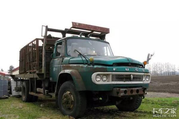 """日本卡车如今为何""""卖身""""求生存?"""