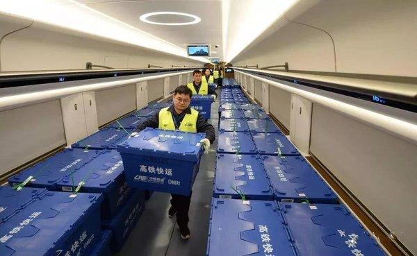 中铁快运2018年营收近77亿亏损下降