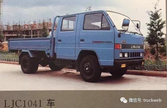 西南五十铃听说过吗已经改名换姓的云南蓝箭汽车厂