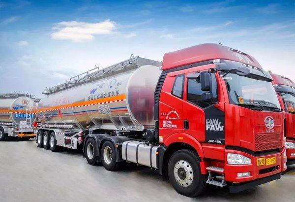 科普:危化品运输驾驶员、押运员安全注意事项