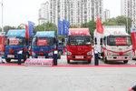 解放J6F广州推荐会 今年主推4DB1发动机