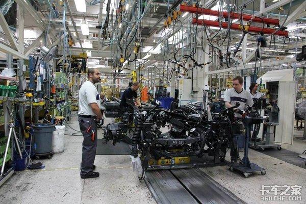 斯堪尼亚在华建厂或成真收购联合卡车