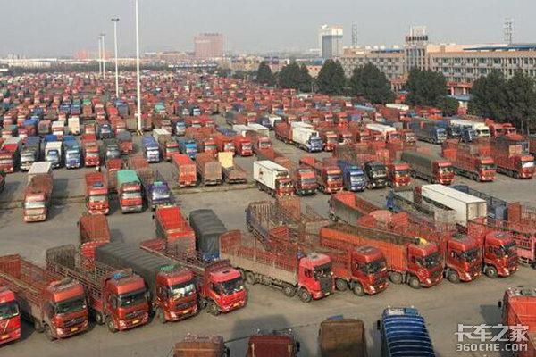 开大车发大财的时代一去不返,为啥货运行业越来越难干?