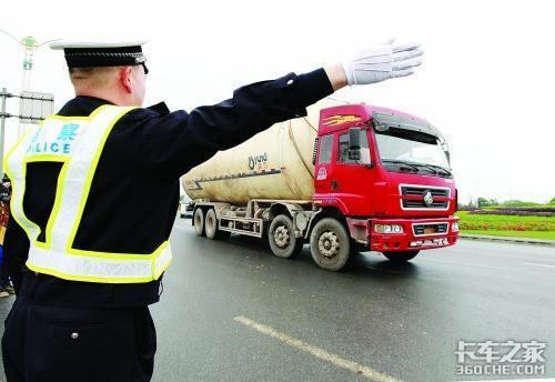 南京:4条主干道路24小时禁行黄牌货车,附绕行方案