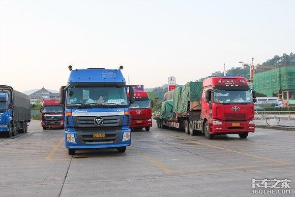 31吨36吨纷争谢幕!重庆地区统一新标准