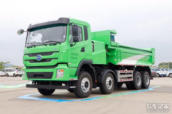 发改委:对新能源货车差别化管理,纯电动货车少限行,甚至不限行