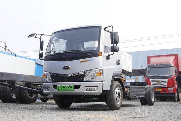 24部委發文:對于純電動輕型貨車不限行