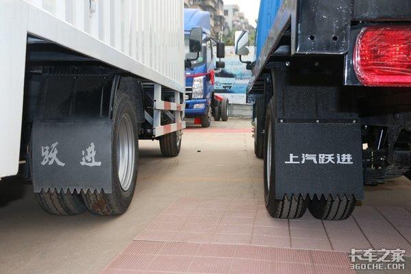 柴油大微卡不烧尿素2019款跃进小福星全面升级