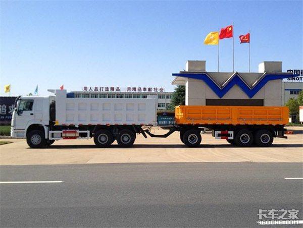 全挂车在国外风生水起,在中国却灭亡了