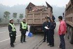 内江开展了为期两个月货运专项整治行动