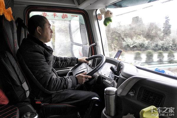 山区效率王乘龙460马力单车征服云贵川