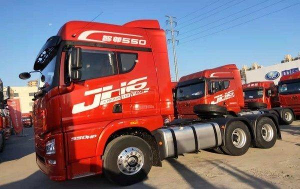 直降2.3万元嘉兴解放JH6牵引车促销中