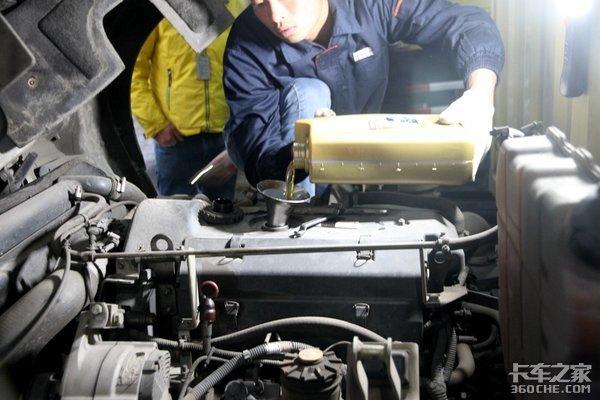 20年卡车维修经验:发动机水温高无非这7种原因