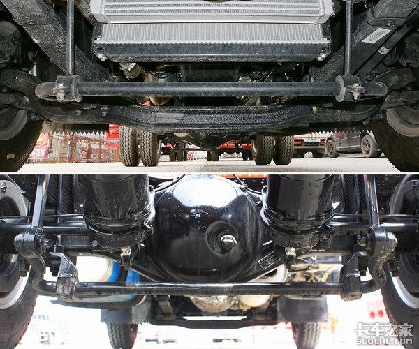 配300L油箱和取气口解放J6F定制款实拍